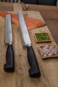 Couteaux saumon - SABATIER Diamant - Constance